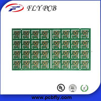 welcome sample and mass production pcb fabrication
