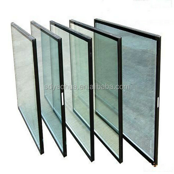 competitive price low-e double glazing glass panels