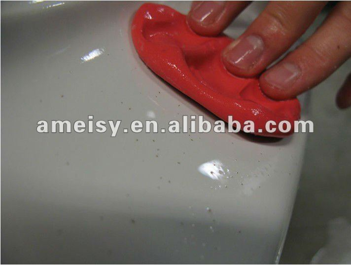 Manufacturer of High Quality Wholesale MSDS 100g 200g Detailing Magic Clay Bar Clay Polishing Bar