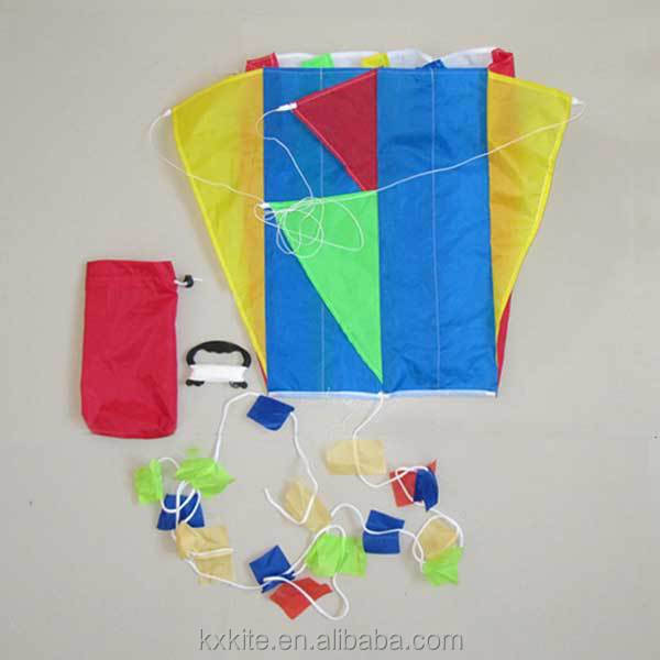 Promotional mini foldable sled kite for sale