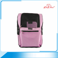 Lastest fashion backpack travel pet carrier bag for dog