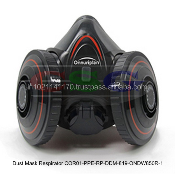 Dust Mask Respirator ( COR01-PPE-RP-DDM-819-ONDW850R-1 )