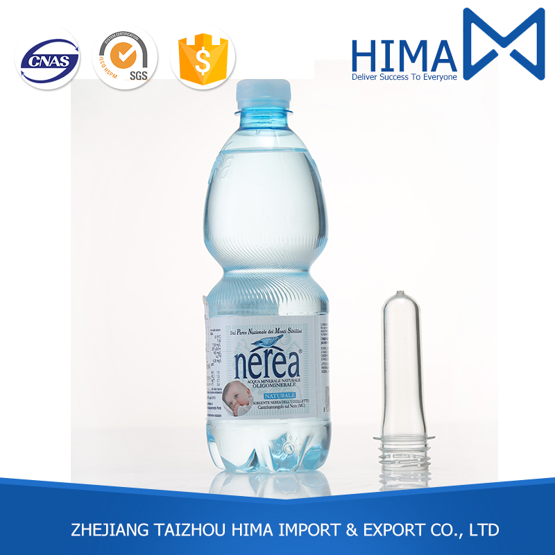 Special Design Widely Used On Time Delivery 28Mm Pco Water Bottle Preforms