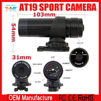1.5 inch TFT LCD 1/ 2.5inc 5.0MP CMOS SENSOR camshot sport camera at19