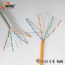 AD-LINK PE insulation pass FLUKE test bare copper utp price Brand cat6 cable