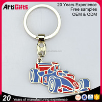 New model brands of promotion car keychain