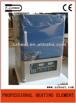 Hot Sale high quality 1200 degree chamber muffle furnace