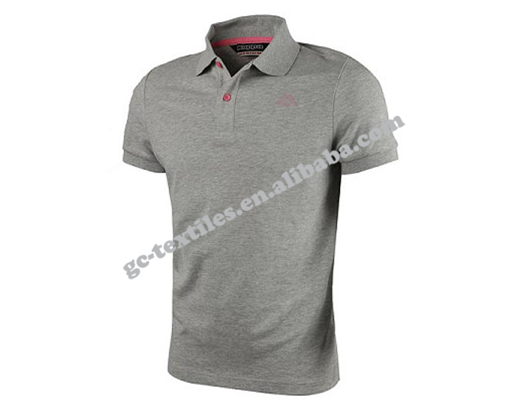 New Cotton Men's Plain Pique Polo Shirt