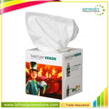 High Quality Promotional Mini Square Tissue box