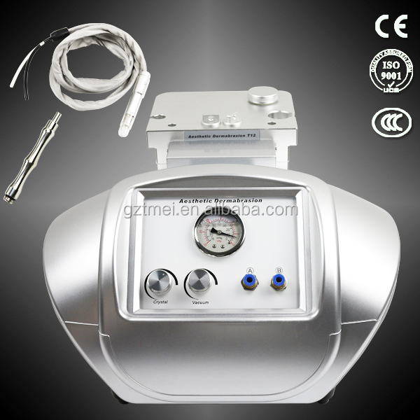 CE approval crystal & diamond micro dermabrasion facial crystal peel machine diamond and crystal dermabrasion