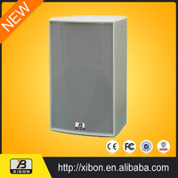 Single 8 inch cheaper speaker/amplifier for active speaker with usb/sd/CE certification