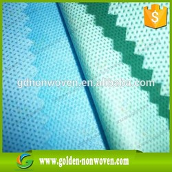 Non-toxic sms nonwoven medical fabric,face mask raw material, disposable sms surgical gown fabrics sms non-woven fabric factory