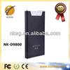 NOKIN 2013 new products universal portable polymer power bank dmtek from china