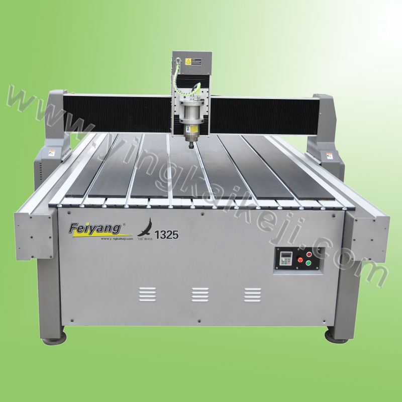 2013 latest design electric wood engraver FY1325 with high quality