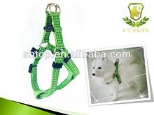 Latest Design adjustable dog harness with pocket