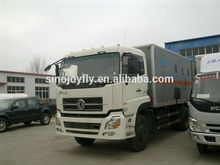 bitzer compressor condensing unit insulated truck body panels reefer van refrigerated container for truck