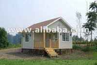 EPS prefab house - Resort and holiday house