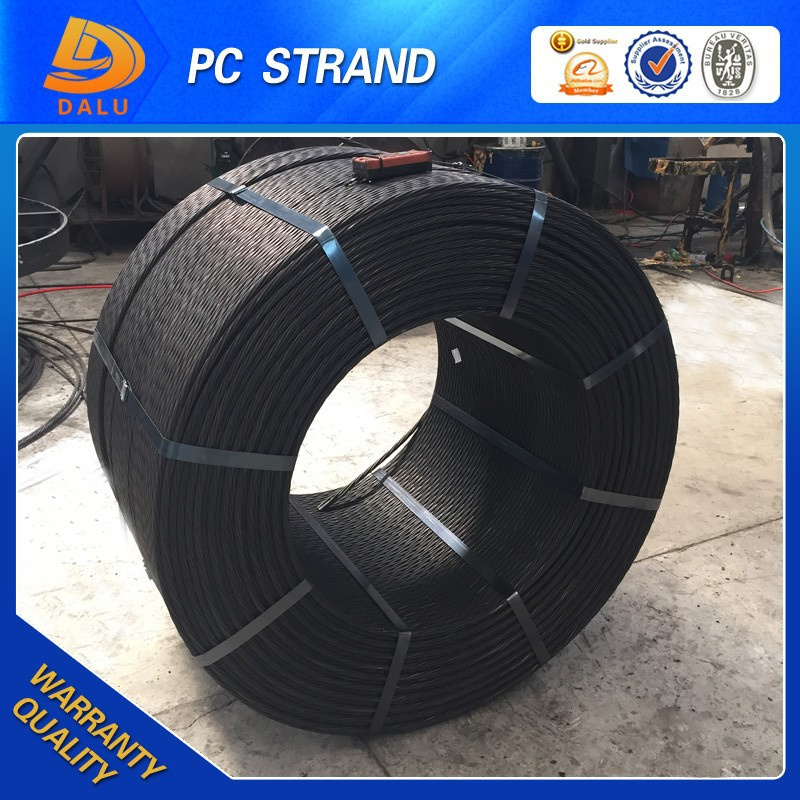 low relaxation prestressed concrete steel pc strand for project agriculture