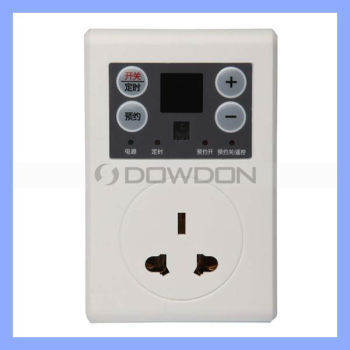 220V Functional Count Down Timer Switch for Universial