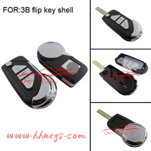 universal key for cars of flip key for citroen DS 3 buttons 307