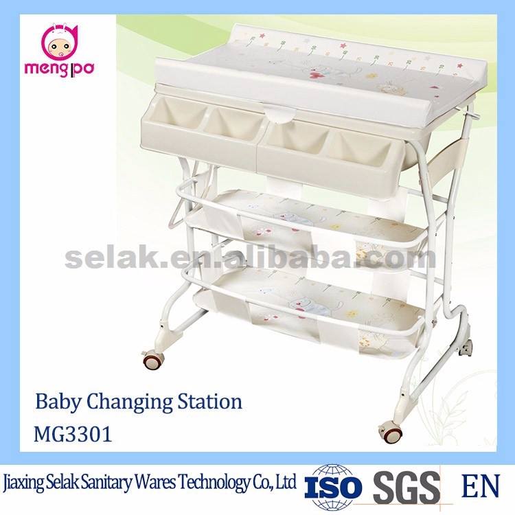 plastic baby bathtub folding changing table baby products