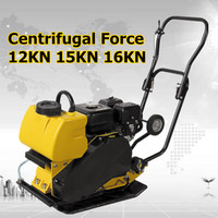Cheap construction equipment plate compactor for excavator