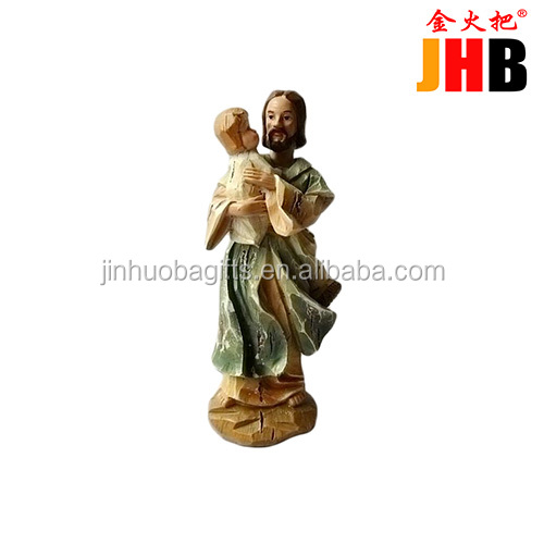 Polyresin religious statues Jesus statues for wholesale