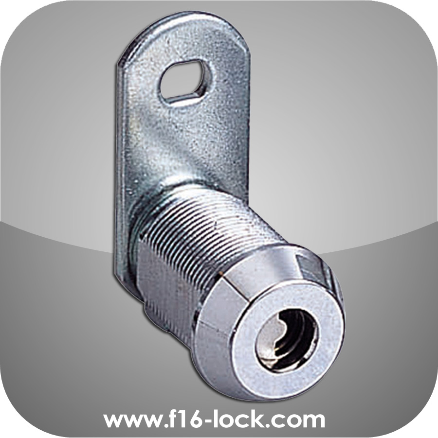 High Quality Custom Made Brass Chrome Plated Cam locks C7720 for Vending Machine