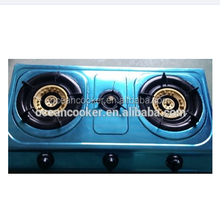 New design gas stove high quality table three gas burner ,gas stove B-003A kitchenware