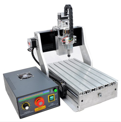 hobby mini sculpture wood carving cnc router machine with 300*400mm liaocheng manufacture