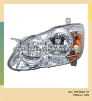 CAR HEAD LAMP U.S.A USED FOR TOYOTA COROLLA 2003 HEAD LAMP