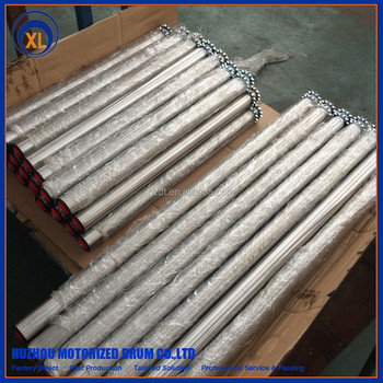 Middle-duty transporting conveyor roller steel tube roller