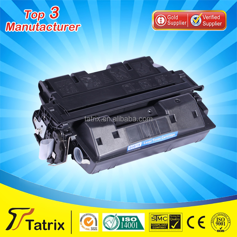 Chinese toner cartridge 61A C8061A 61X C8061X cartridge for hp