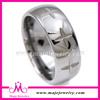Europe and America jewelry wedding band hand