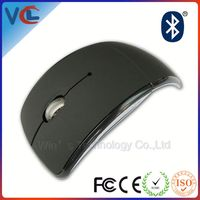 sexy wireless mouse folding bluetooth mouse quiet bluetooth mouse for wholesale