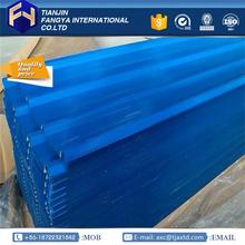 china supplier ! prepainted long span steel roofing for sale with low price