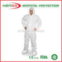 Henso Prtective Coverall with hat and hood
