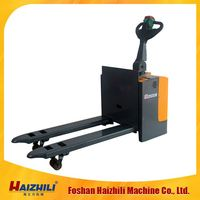 Industrial Forklift Lift Truck Electric Pallet Truck Stacker