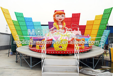 outdoor playground used equipment crazy dance ride