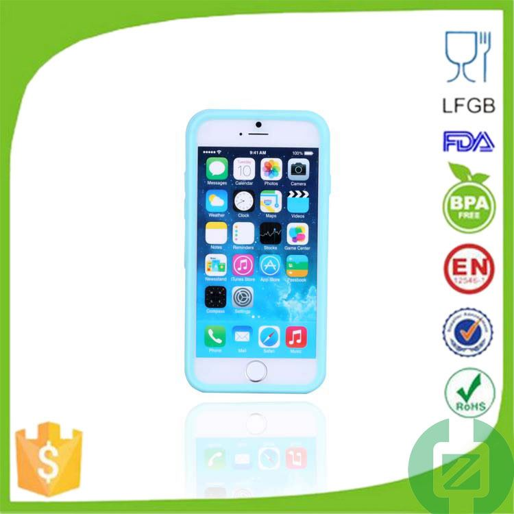 low price china mobile phone silicone cover for iphone5