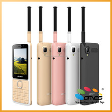 2.4 inch screen mobile phone 2G GSM signal antenna, 1000mAh 4U big battery strong signal, all china mobile phone name list