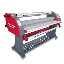 Automatische hot roll laminator ADL-1600H5 + 1600mm lcd vacuum lamineermachine