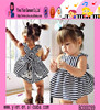 2016 Europe style hot strip printed newborn girl dress factory price summer hot sale baby clothes romper wholesale