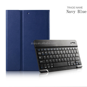 For iPad Air Case With Keyboard Leather Cover Case For Keybord For Stand Style