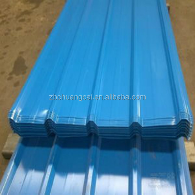 bofeng fashion color coated corrugated ppgi roof sheet from shandong