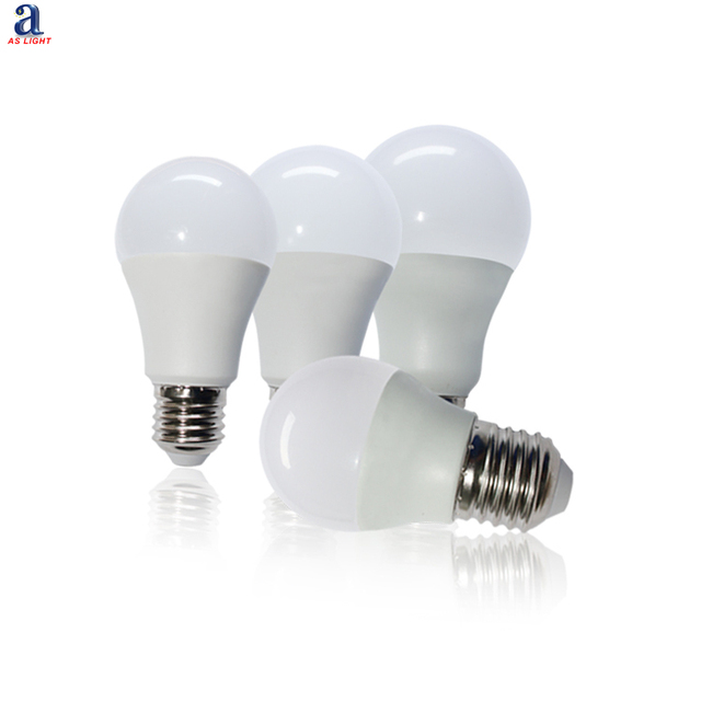 LED Light Bulb LED Lamp Raw Material 5W 7W 9W 12W Energy Saving E27 E26 B22 Home Lighting