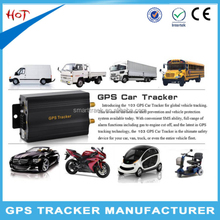 Remote control vehicle car gps tracking key chain gps tracker tk103b car key gps tracker