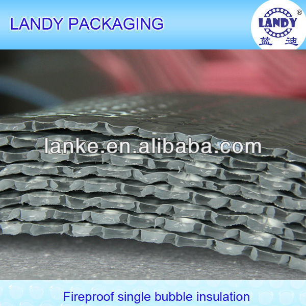 Pipe insulation aluminium wall cladding