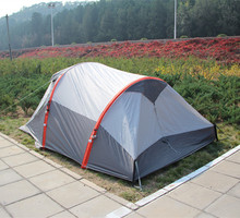 One Room Camping Tent 3-4 Person Camping Tent for Hiking Inflatable Camping Tent