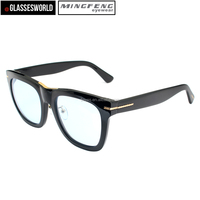 Fashion Eyewear Unisex Acetate Chinese Sunglasses